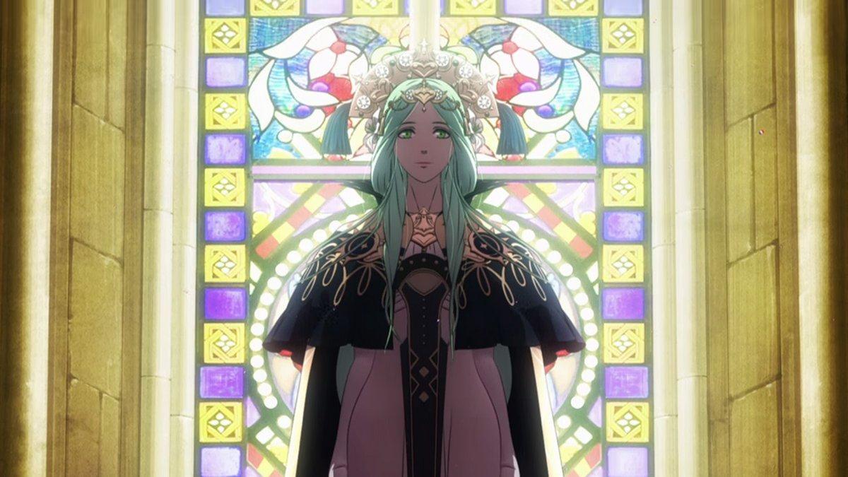 Fire Emblem Three Houses Introduces Church Of Seiros High