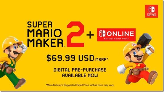 super mario maker 2 bundles