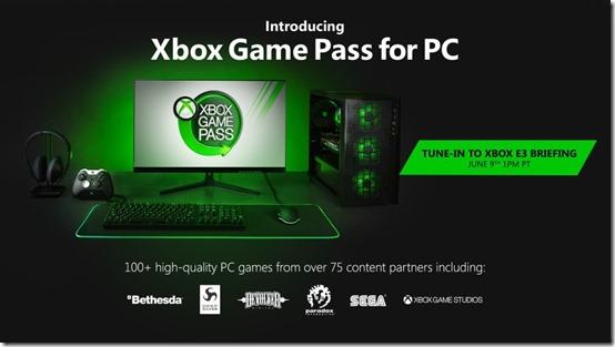 xbox game pass pc
