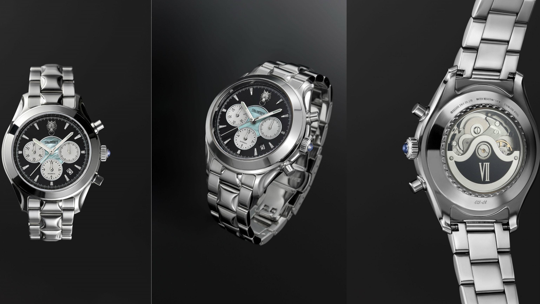 Square Enix Reveals ,500 FFVII Watches