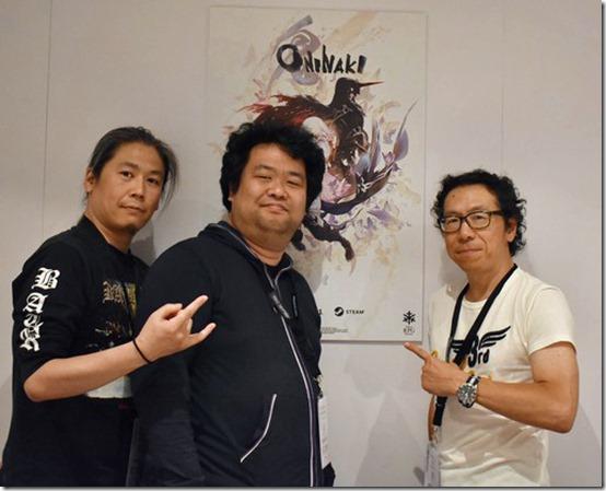 oninaki interview 1