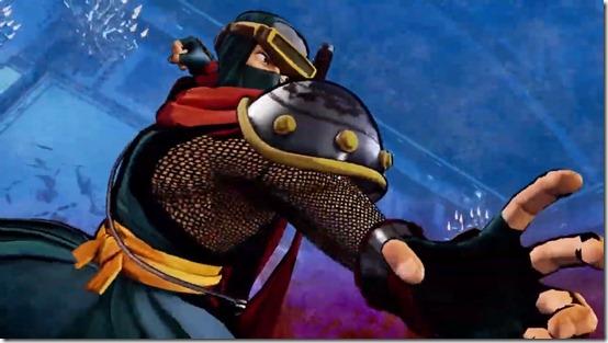 samurai shodown trailer hanzo hattori