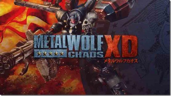 Metal-Wolf-Chaos-XD