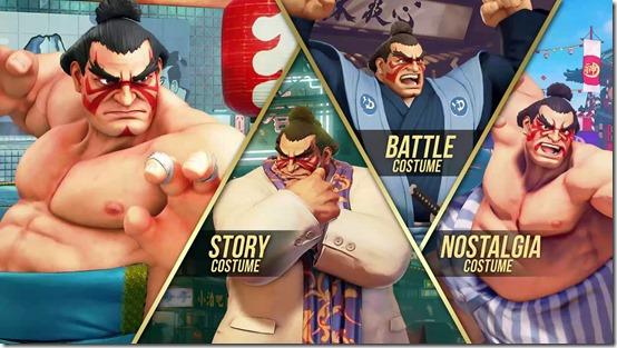 Street Fighter V Arcade Edition E.Honda, Poison, Lucia (2)