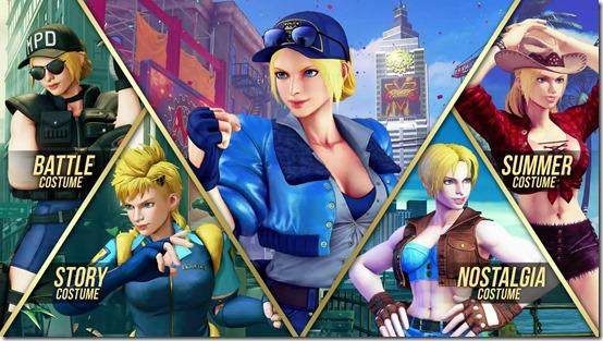 Street Fighter V Arcade Edition E.Honda, Poison, Lucia (3)