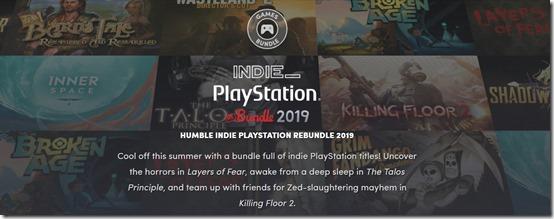 humble indie playstation rebundle 2019