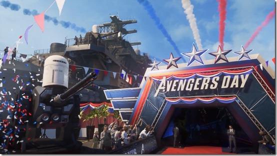 marvels avengers gameplay 1