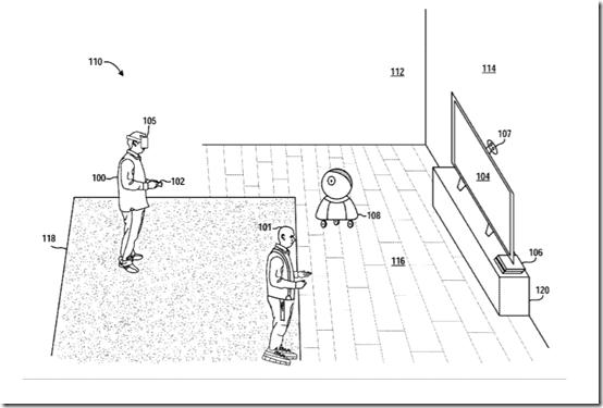 robot patent 1
