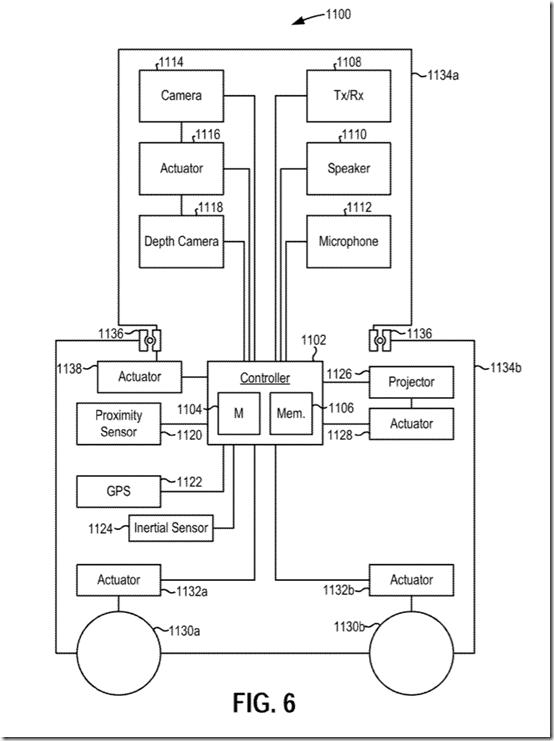 robot patent 5