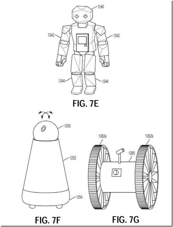 robot patent 7