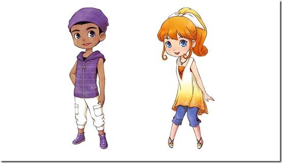 Kai and Ran