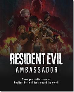 resident evil ambassador