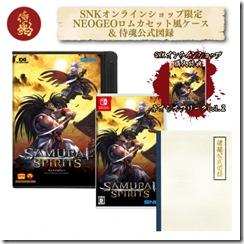 samurai shodown switch 10