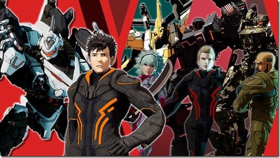 daemon x machina super smash bros ultimate