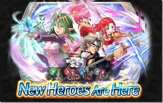 fire emblem heroes the chosen ones