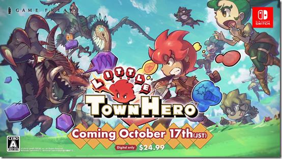 little town hero 2