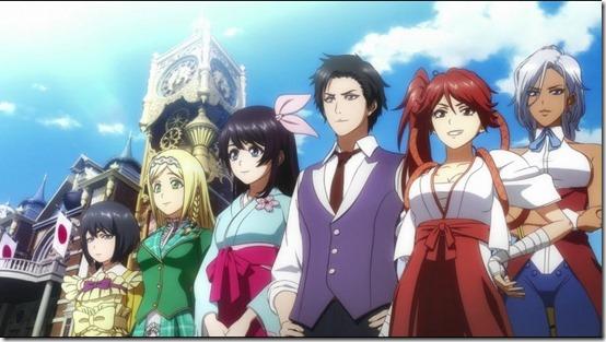 project sakura wars 2