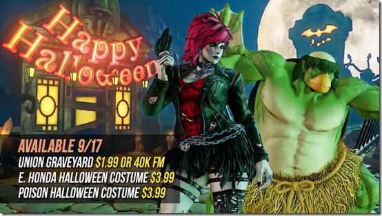 street fighter v halloween costumes