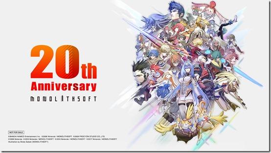 Monolith Soft 20th Anniversary