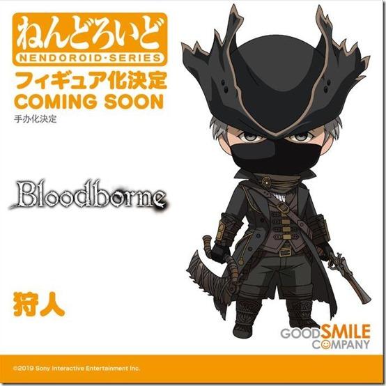 bloodborne nendoroid
