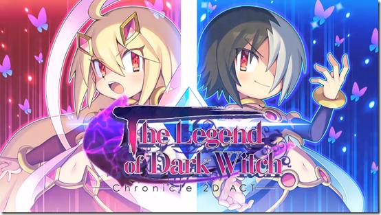 legend of dark witch switch