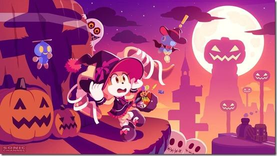 sonic adventure 2 pumpkin hill