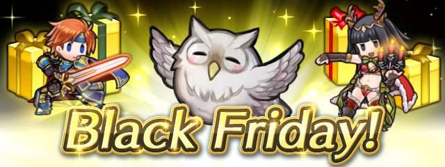 Fire Emblem Heroes Black Friday