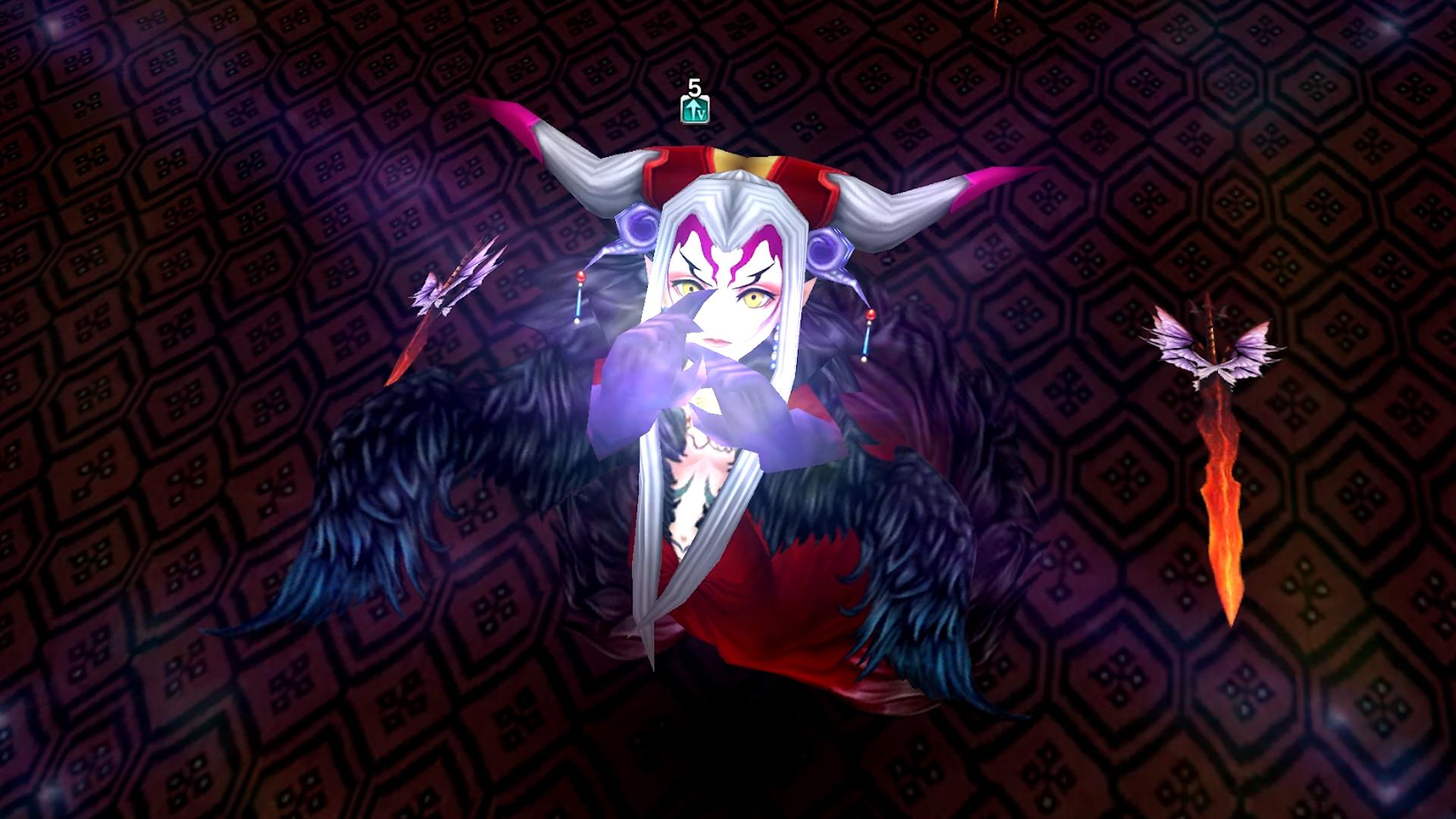 Ultimecia Will Make Her Dissidia Final Fantasy: Opera Omnia Debut on November 27, 2019