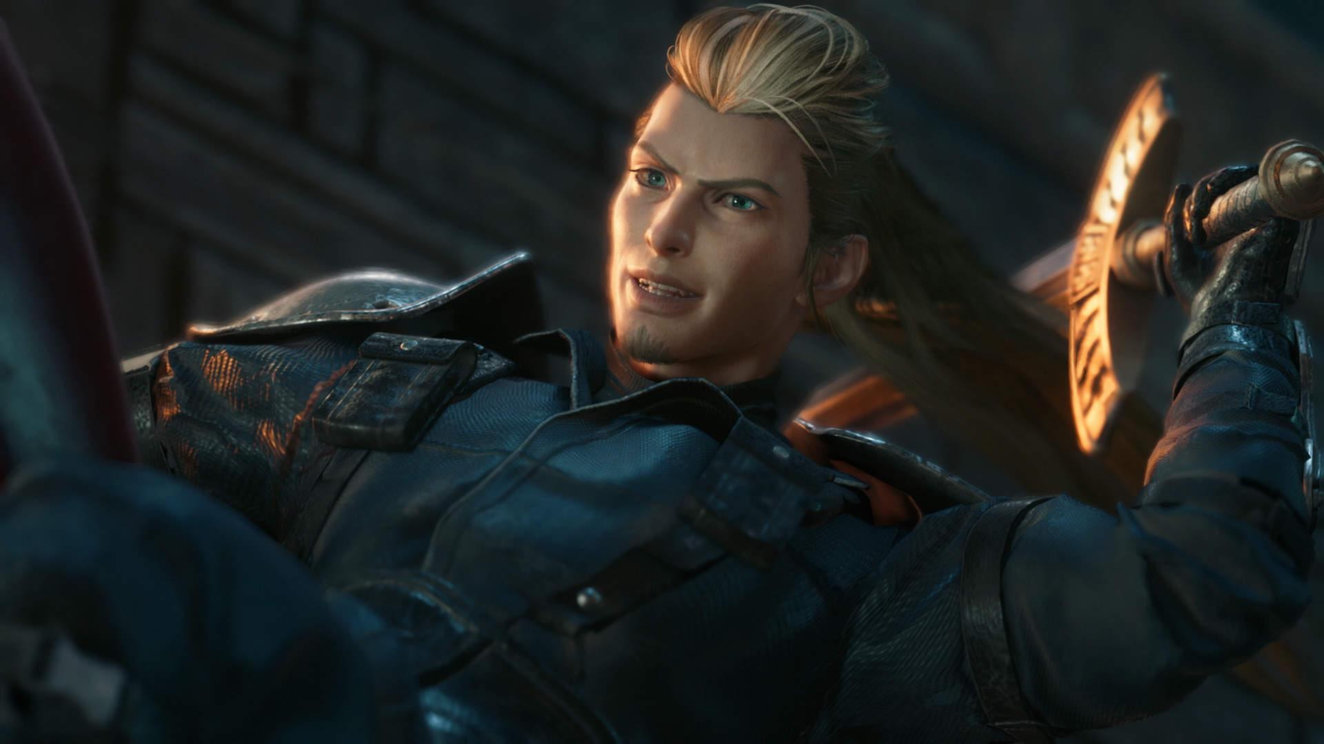Final Fantasy Vii Remake Screenshots Highlight Shinra