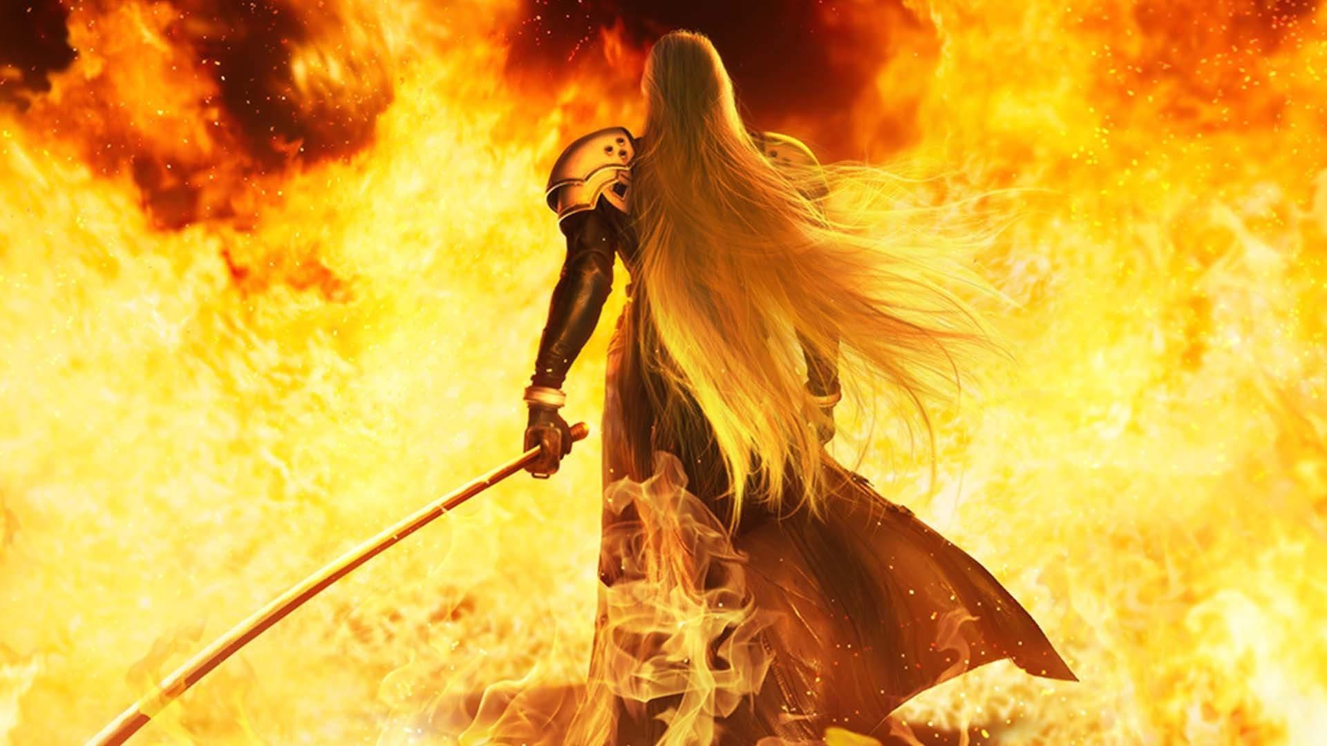 Final Fantasy VII Remake Screenshots