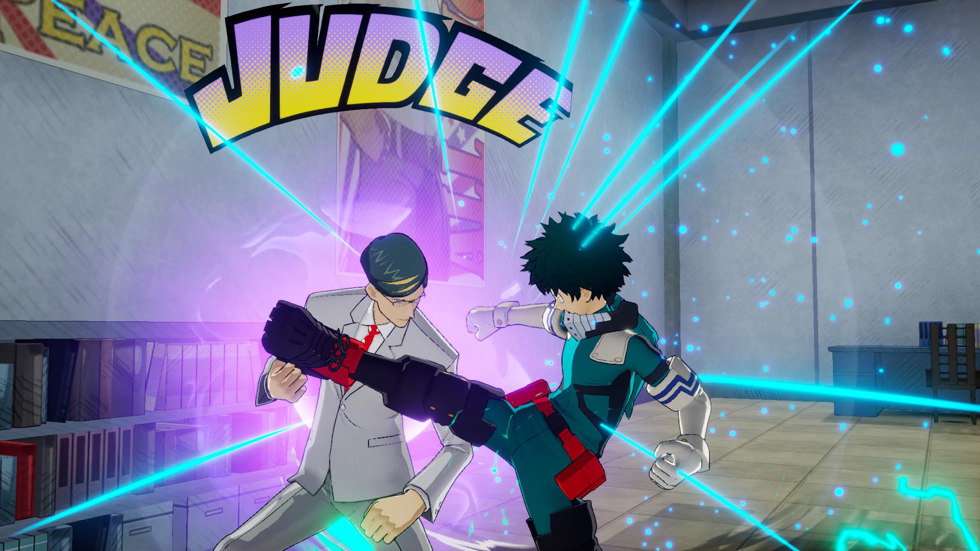 My Hero Ones Justice 2 release date nighteye