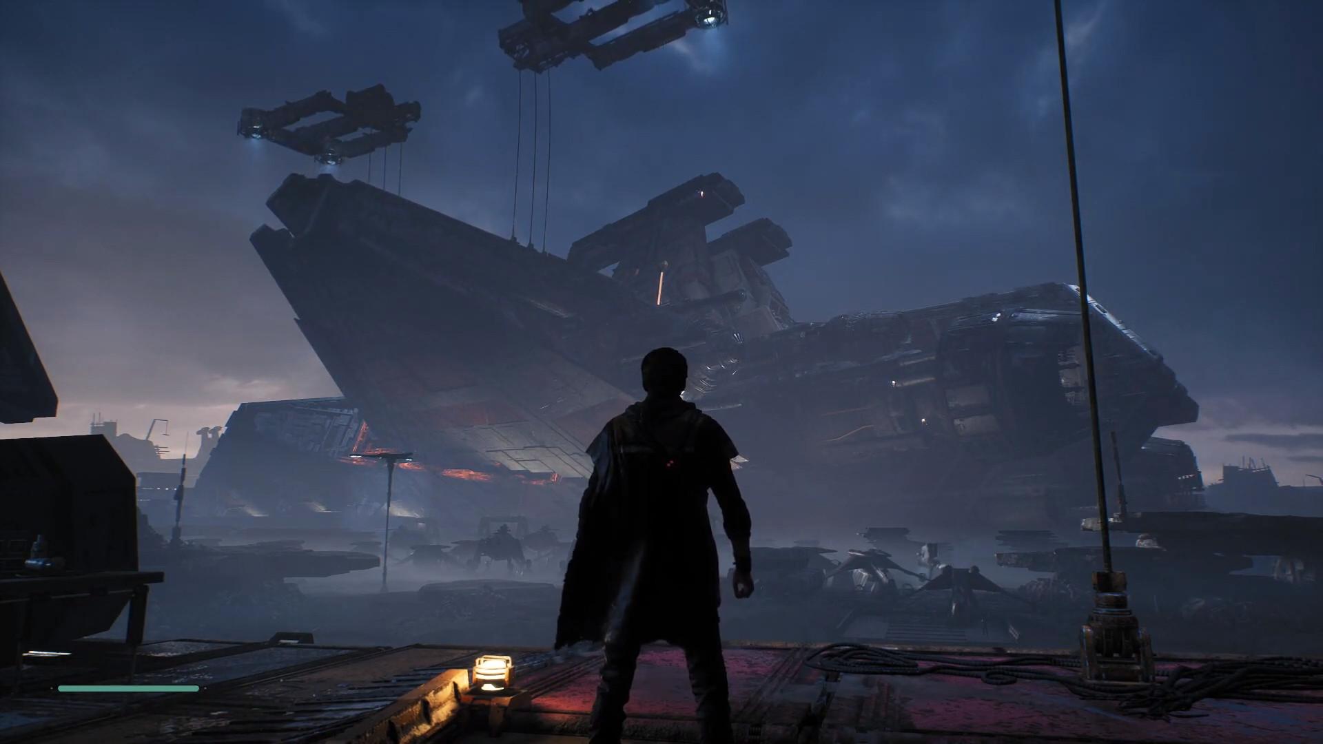 Star Wars Jedi Fallen Order Brings The Best Of Action Adventures