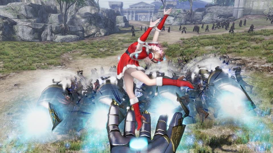 Warriors Orochi 4 Ultimate Christmas Gaia