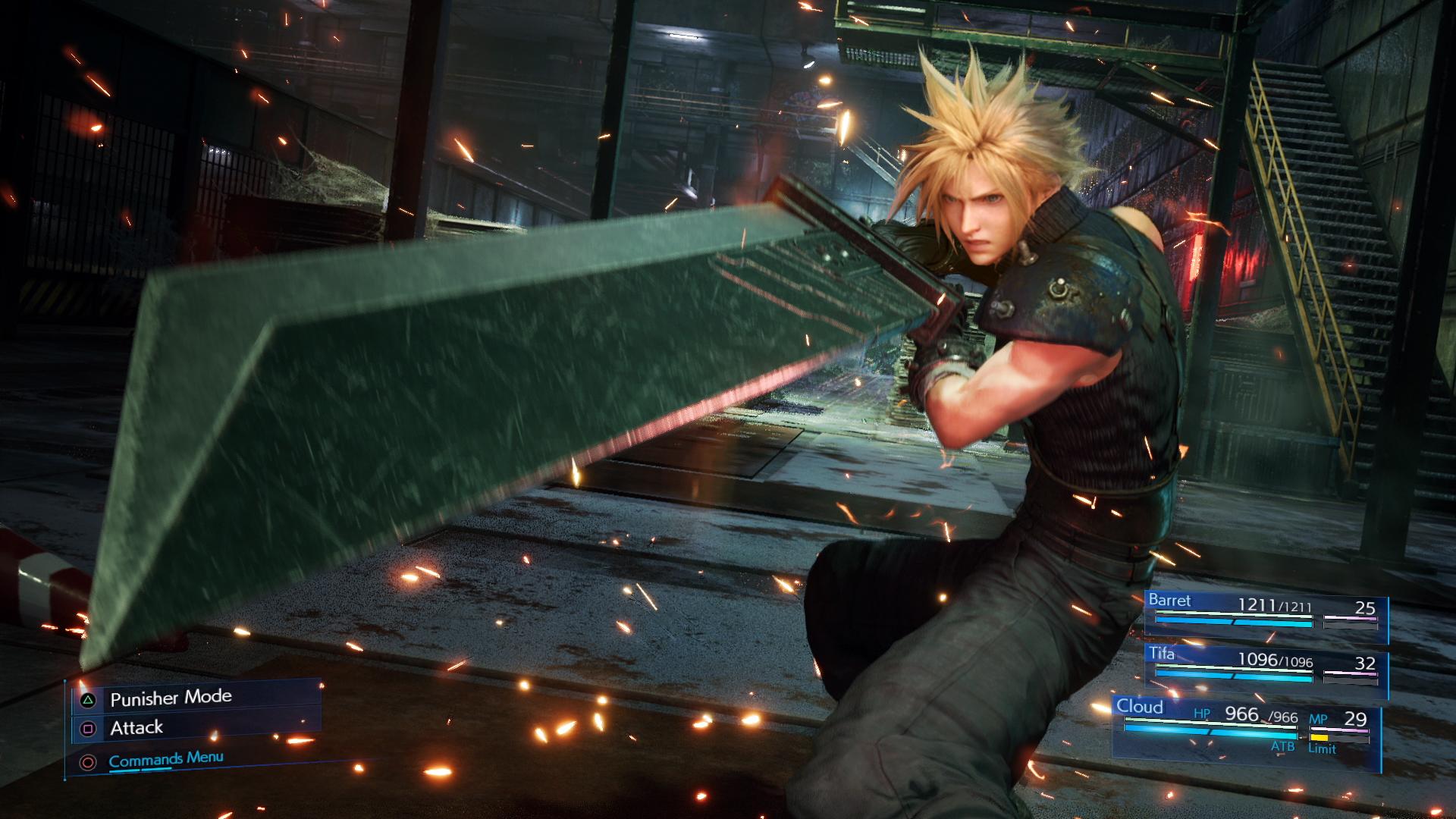 Final Fantasy 7 Remake Preorder Bonus Details Revealed For Stores