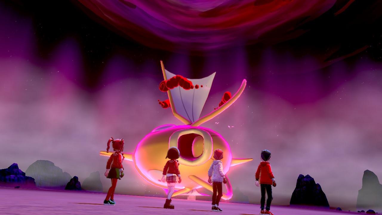 pokemon sword and shield shiny magikarp