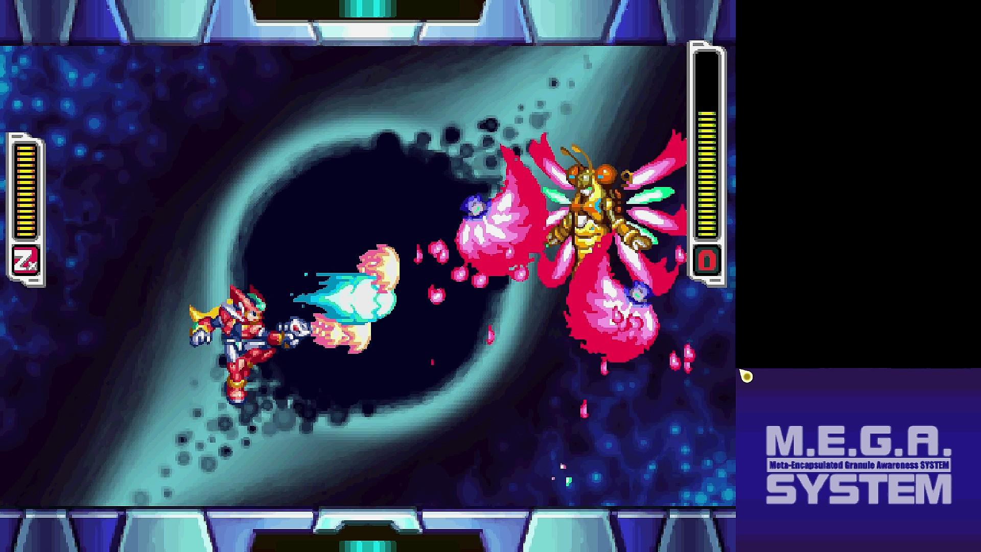 Mega Man Zero ZX Legacy Collection interview 1
