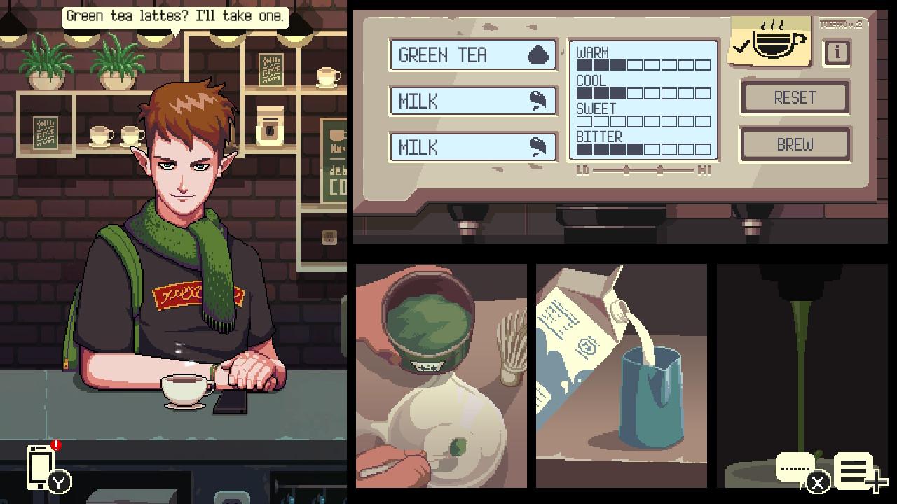 coffee talk game