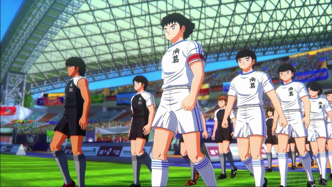 Captain Tsubasa: Rise of New Champions Story Mode