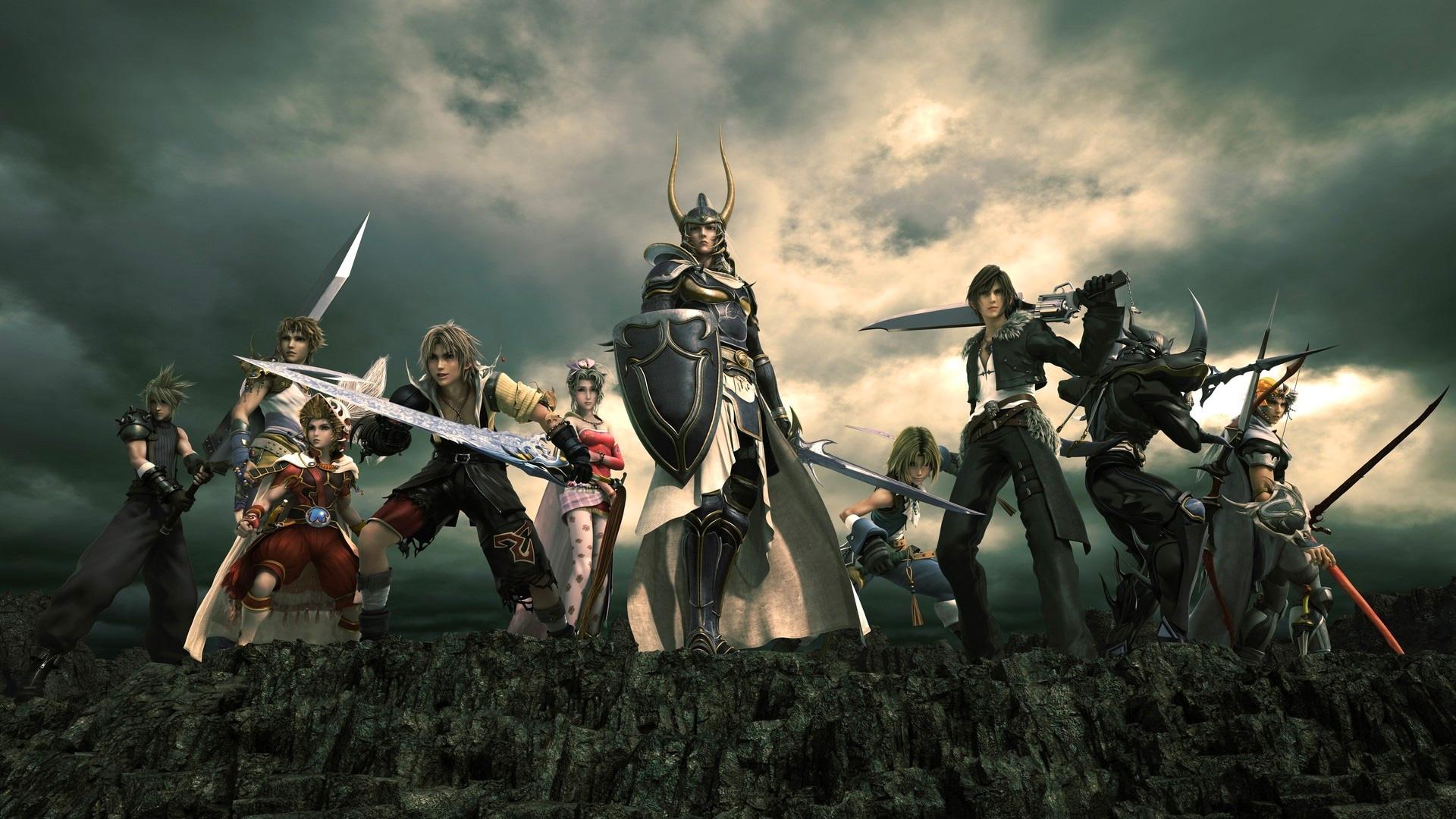 Dissidia Final Fantasy NT Last Update