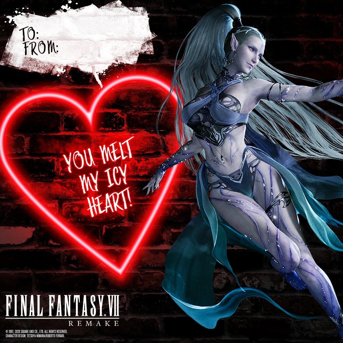 Final Fantasy VII Remake Cloud, Aerith, Tifa, Barret, Sephiroth
