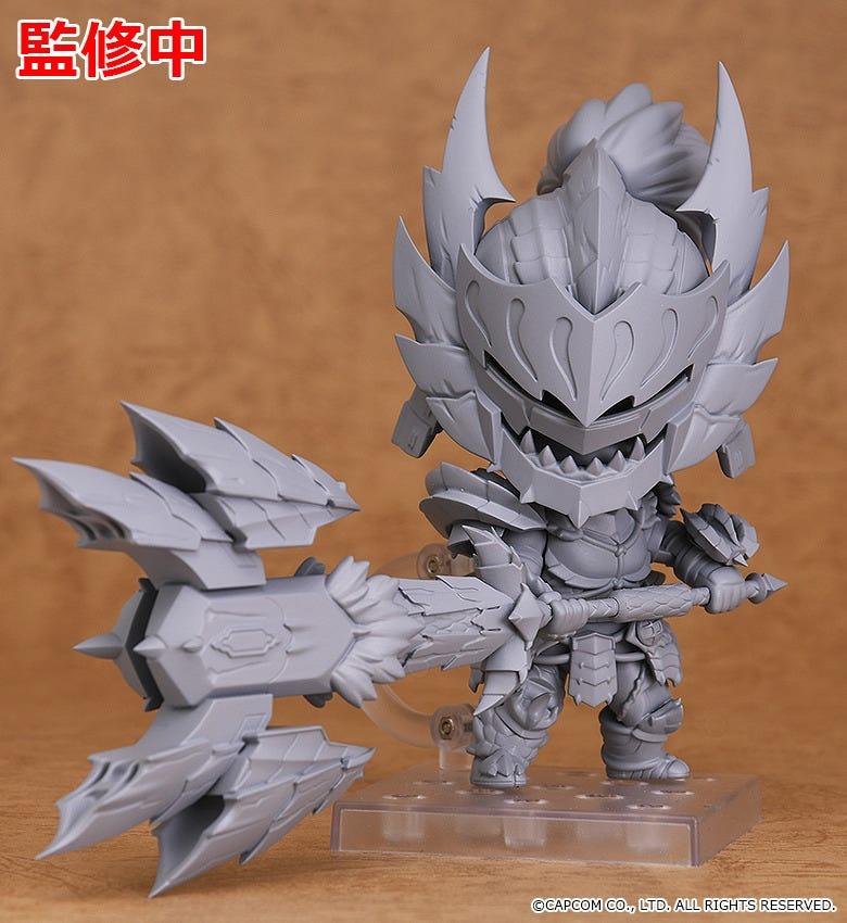 Monster Hunter Zinogre Alpha