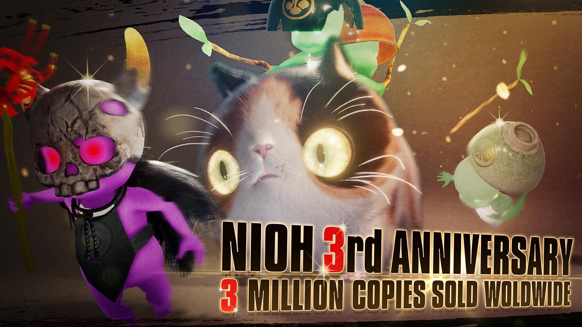 Nioh 3 Million, Team Ninja New IP for PS5