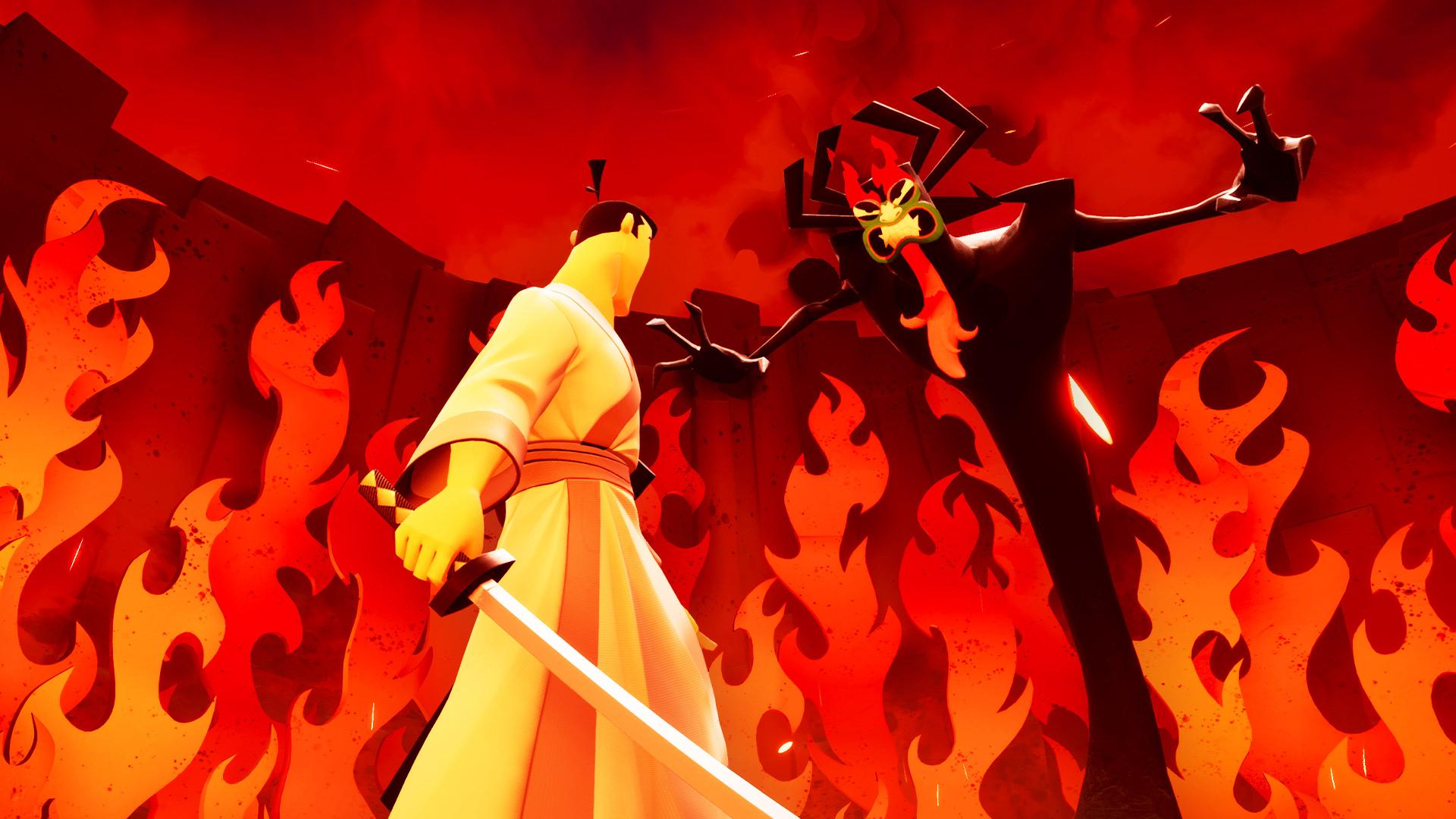 The Next Samurai Jack Game Is Samurai Jack Battle Through Time