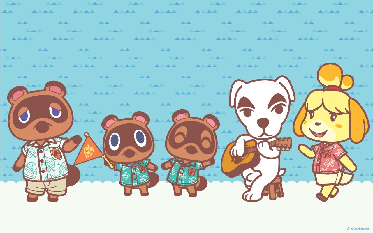 Walmart Animal Crossing Wallpaper And Preorder Bonus Confirmed