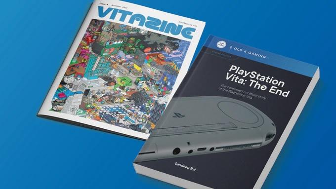 playstation vita the end book kickstarter