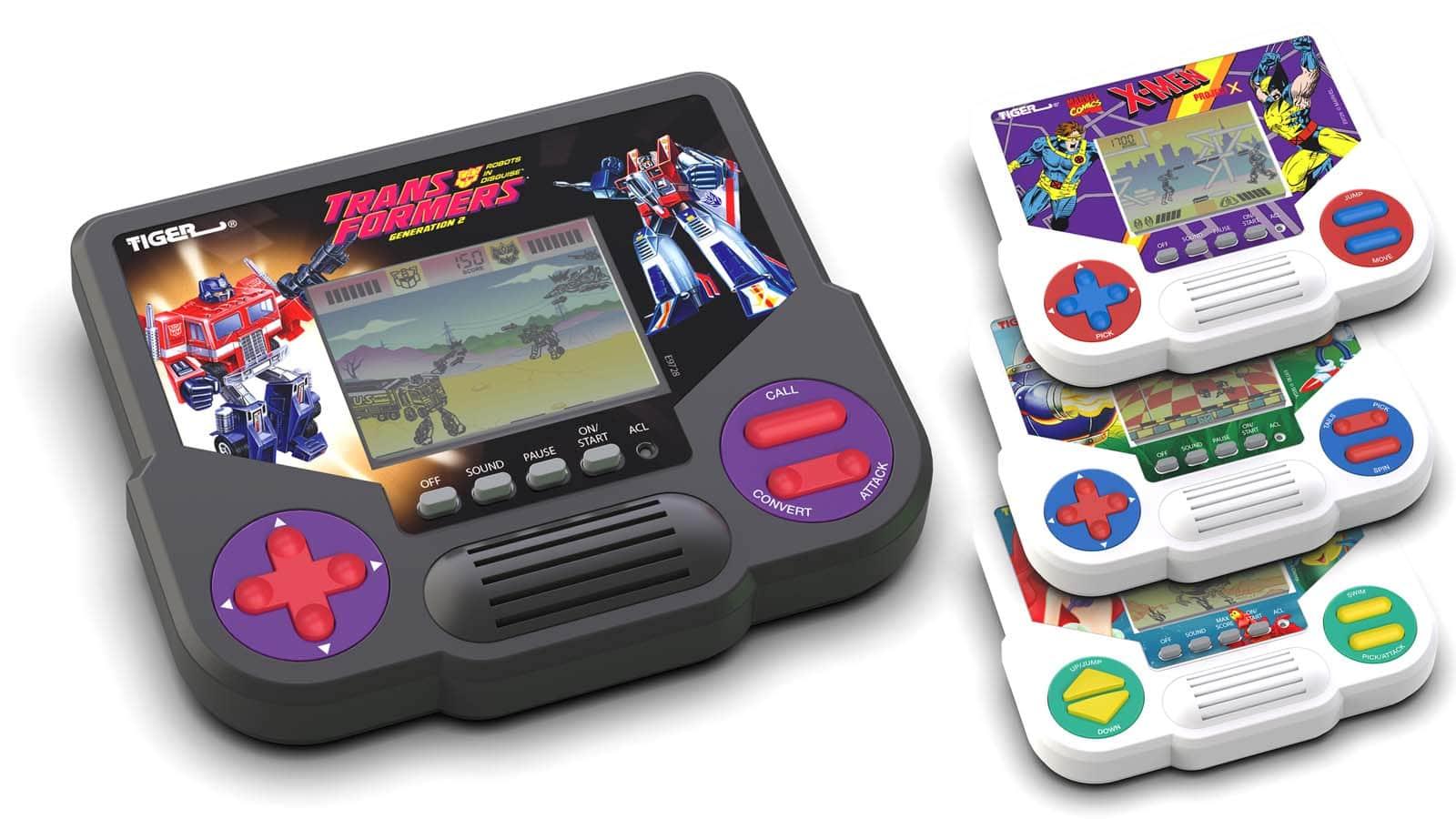 tiger sonic 3 tiger handheld games
