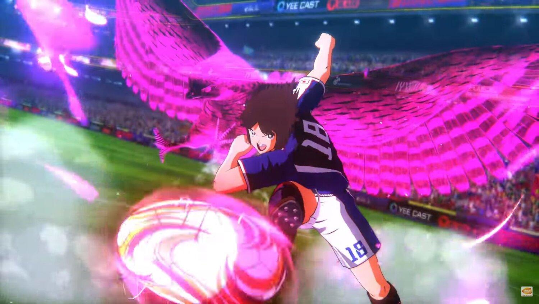 Captain Tsubasa: Rise of New Champions Story Mode Character Creation