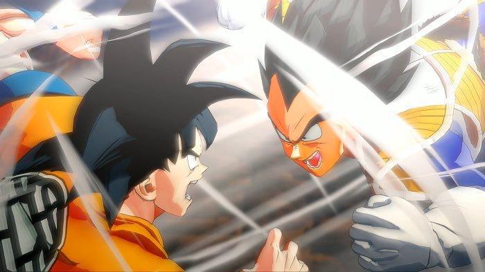 Dragon Ball Z: Kakarot Super Saiyan God DLC