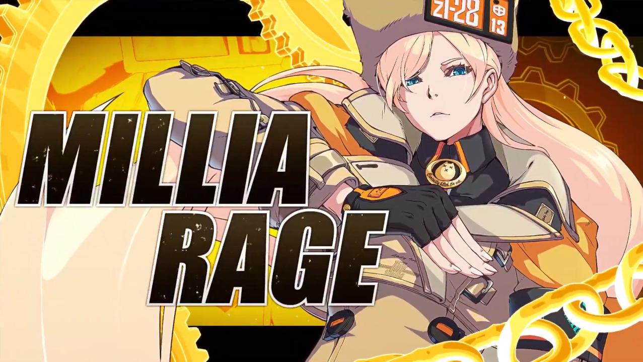 Guilty Gear -Strive- Millia Rage and Zato-1