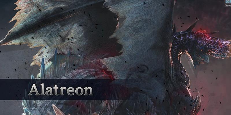 Monster Hunter World Update Alatreon